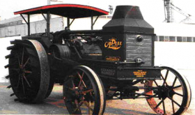 ADVANCED RUMELY - MUSEO AUGUSTO PALUAN